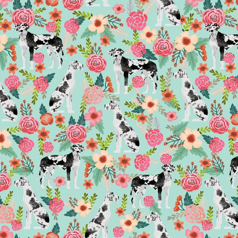 Rgreat_dane_floral_mint_shop_preview