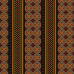 floor tiles_rust