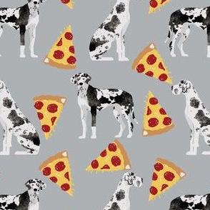 Great Dane pizza fabric cute dog fabric cute pizzas fabric best great dane designs for dog lovers cute dogs designs