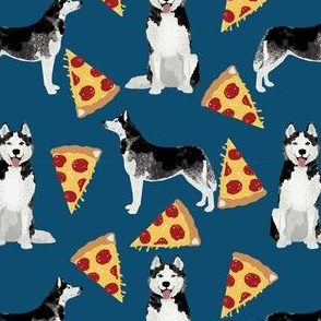 husky pizza fabric cute pizza dog design best dogs fabric cute pizza fabric best dogs