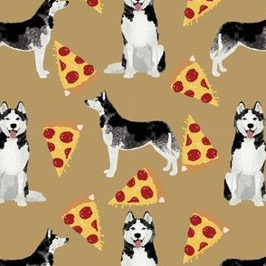 husky pizza fabric cute pizzas dogs best food fabrics cute dog quilting fabrics cute huskies