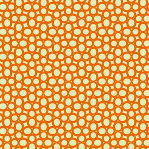 Letterform - 8 - Orange
