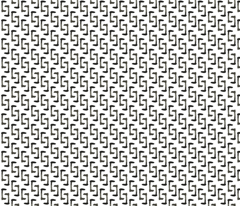 Bracket Pattern Play fabric by abacus+co on Spoonflower - custom fabric