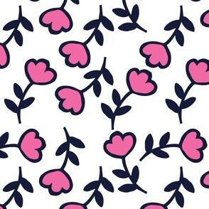 Fancy floral Coordinate Pattern
