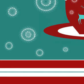 Christmas_cup_of_kitties_quilt_panel 42 x 36