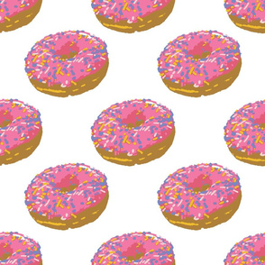 Donut_White