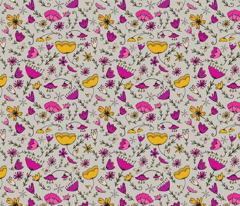 Pattern_simplefloral_magenta_yellow_shop_preview