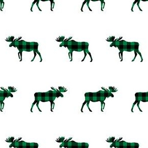 buffalo plaid green moose fabric christmas moose fabrics christmas fabrics