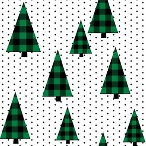 buffalo plaid christmas trees christmas plaids christmas red plaid trees plaids