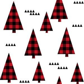 buffalo plaid christmas tree christmas trees buffalo plaid buffalo checks christmas tree trees