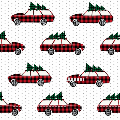 christmas wagon christmas red and green plaid fabric green plaids wagon christmas trees on wagons