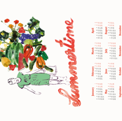 Tea Towel calendar 2017