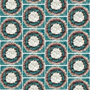 Freshly Painted Tiles