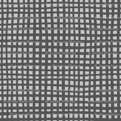 Ugly Grid - Greys