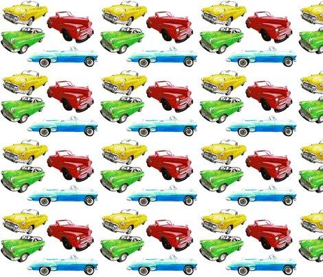 Cuba_cars_fabric_shop_preview