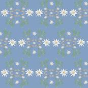Flannel_Flower#2 -Blue_Mid