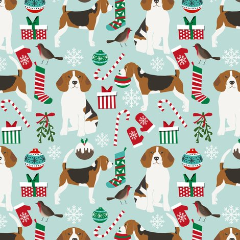 Rbeagle_christmas_mint_shop_preview