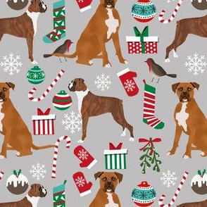 boxer dog christmas fabric cute boxers fabric cute christmas fabrics cute xmas holiday dogs