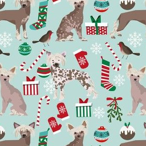 chinese crested dogs cute dog fabric best christmas fabrics cute dog christmas fabric