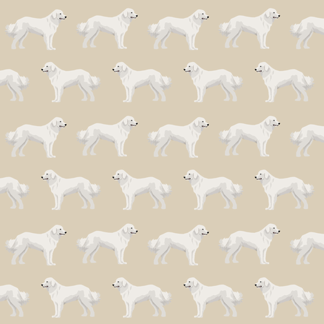 great pyrenees dogs fabric cute turquoise dog design best quilting fabrics for dogs  cute dog fabric fabric by petfriendly on Spoonflower - custom fabric