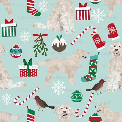 golden doodle christmas fabric cute xmas holiday christmas fabrics cute christmas dogs design