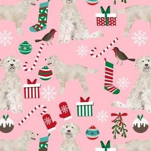 golden doodle christmas fabric cute dogs and christmas fabrics best christmas xmas holiday designs