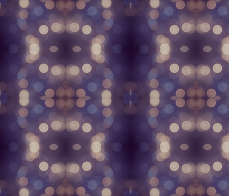 Dusk lights fabric by juanitaflett on Spoonflower - custom fabric