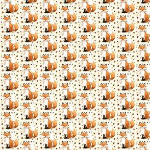 Dapper Autumn Fox (small scale)