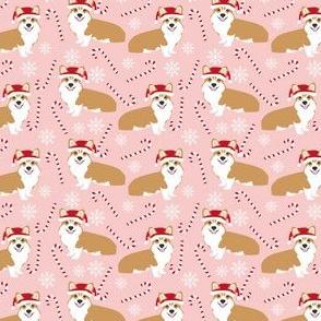 corgis christmas fabric cute corgi design xmas corgi fabrics corgi design fabrics