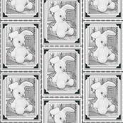 Bunny portriat