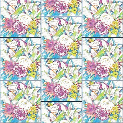 Rrrassorted_flowers_floating_button_blue_edge_shop_preview