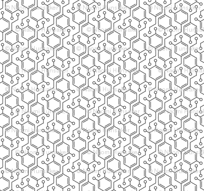 Dopamine | Black & White