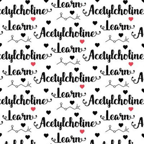 Acetylcholine | Live Laugh Learn