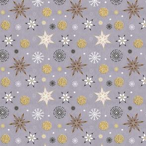 Christmas Snowflakes (Parma)