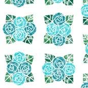 Rcraftsmen_round_roses_tiles_white_aqua_shop_thumb