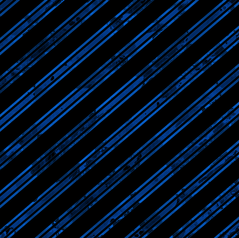 Watercolor Stripe  Black Blue fabric by wickedrefined on Spoonflower - custom fabric