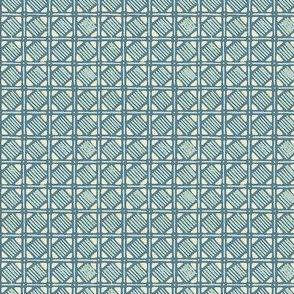 Shikakui - ivory blue