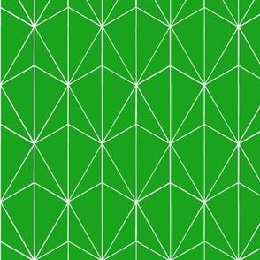 Hex Gone Wild in Green