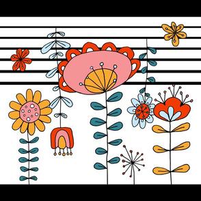Folk Dance - Stripe