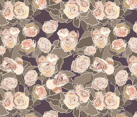 Hero Pattern fabric by maria_minkin on Spoonflower - custom fabric