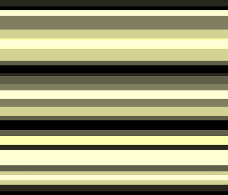 Stripes - beige fabric by maryartdecor&design on Spoonflower - custom fabric