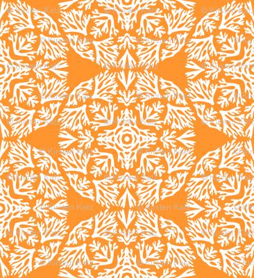 Coral Dome Orange