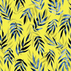 Blue tropicals