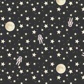 Rspace_stars_moon_astronaut_black_300_hazel_fisher_creations_shop_thumb