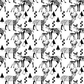 8_sm_Geo_Deer_Family_Tribal_Woodland-BLACK_copy