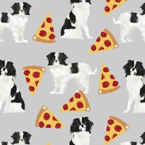 japanese chin dog pizza fabric cute japanese toy breed dog fabric pizza fabrics cute dogs