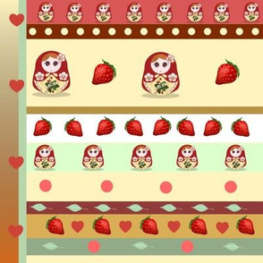 Russian Strawberry