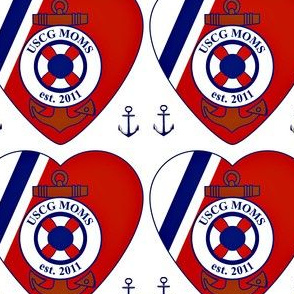 Coast Guard Moms Divison