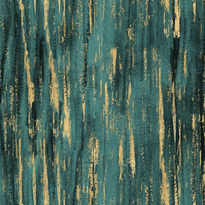 painted texture teal