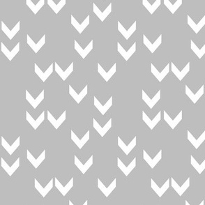Random Grey Chevron